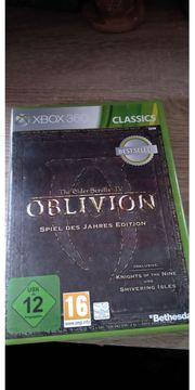 Oblivion X Box 360