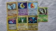 Pokemon Sammelkarten Englisch