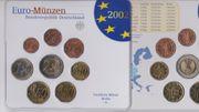 Deutsche Euro-Kursmünzensätze