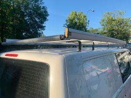 Dachträger T5 Transporter mit Rolle: Kleinanzeigen aus Lustenau - Rubrik Fahrrad-, Dachgepäckträger, Dachboxen