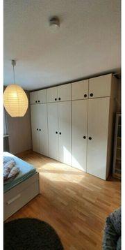 Schlafzimmer-Schrank 6-teilig