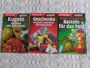 Vintage - Falken Bastelhefte - Jahrgang 1994