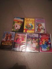VHS-Video Kinderfilme