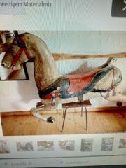 Karussell Pferd original zum Restoration