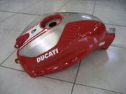 Neuer Tank für Ducati Panigale