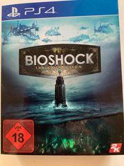 PS 4 Spiel- Bioshock neuwertig