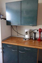 Küche mit Elektrogeräten ab sofort