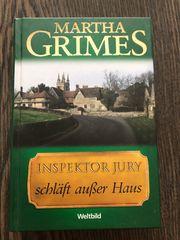 Inspektor Jury schläft außer Haus