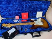 Fender 75th Anniversary Stratocaster NEU