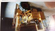Geländestapler Diesel