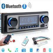 Autoradio Bluetooth AUX USB SD