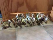 Schleich Bayala 9 Pferde mit