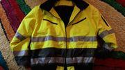 Wetterfeste Ganz-Jahres-Sicherheits-Jacke Premium 3 4