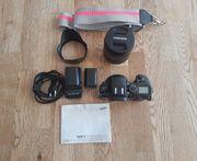 Samsung NX1 - Systemkamera Profi-Objektiv 16-50mm
