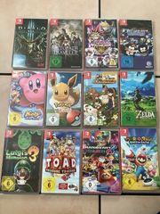 Nintendo Switch Spiele