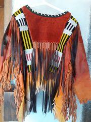 Indianer Lederhemd