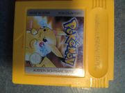 Nintendo Game Boy Spiel Pokemon