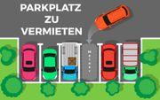 Parkplatz zu vermieten monatlich kündbar