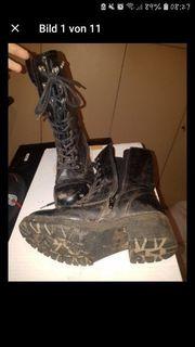 getragen Schuhe je paar nur