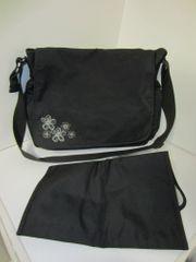 gebr Wickeltasche in schwarz von
