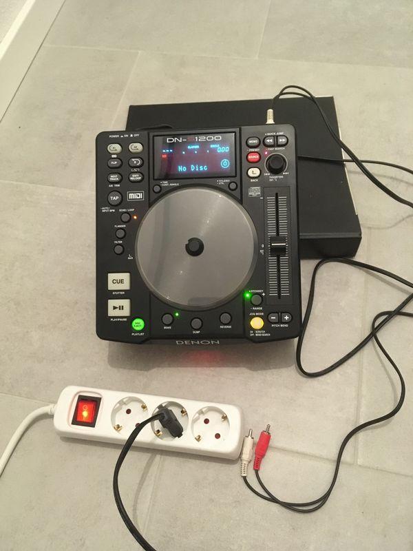 Denon DJ Controller- Einzelverkauf