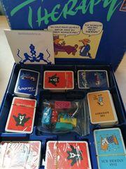 THERAPY MB Spiele Brettspiel Strategiespiel
