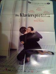Isabelle Huppert 2001 A1 Plakat