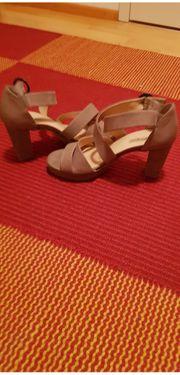 Paul Green Schuhe beige Gr