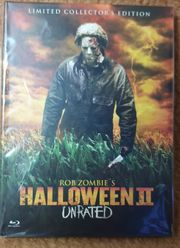 Halloween Rob Zombies 2 Mediabook