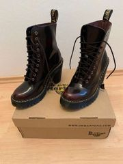 DR MARTENS KENDRA Cherry Red