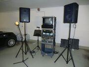 Karaokeanlage im Rack Mikros 2