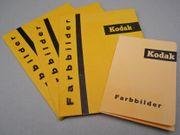Kodak Foto Papiertasche für Farbbilder