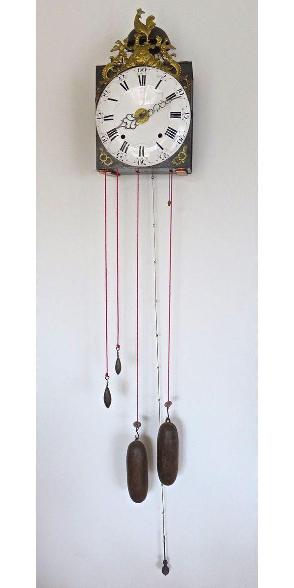 Comtoise Uhr aus dem Französischen