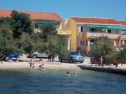 Direkt am Meer - Ferienwohnung Kroatien