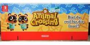 Animal Crossing Werbeaufsteller