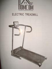 Laufband HOMCOM elektrisch DEFEKT