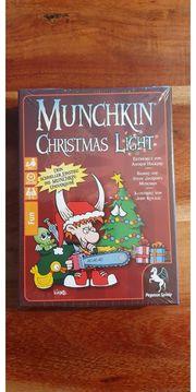 Munchkin Christmas Light OVP