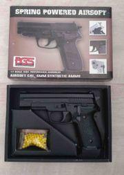 SoftAir AirSoft Pistole 0 5