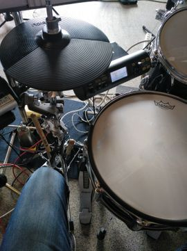 Drums, Percussion, Orff - Edrum Sonor Force 505 Special