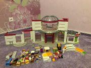 Shoppingcenter von Playmobil mit Cafe