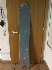 Snowboard Nitro Cannon 173cm