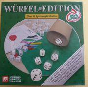 Würfelspiel Edition 50-plus für Senioren