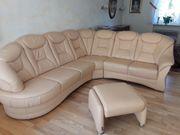 Sofa Himolla - Leder -