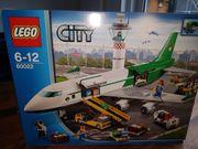 LEGO City Großes Frachtflugzeug 60022