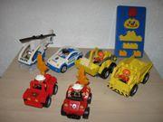 Lego Duplo Fahrzeuge s Beschreibung