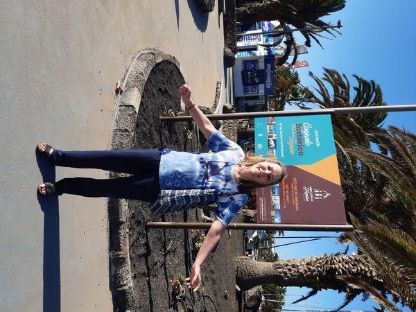 Netter Reisepartner für Lanzarote all