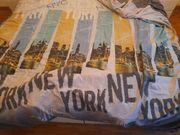 2x Bettbezug 220x240 NYC