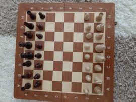 Sonstige Konsolen & Spiele - Tunierschach 40 cm