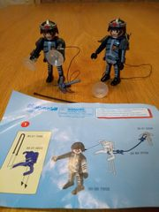 Playmobil 4881 2x Special Agent