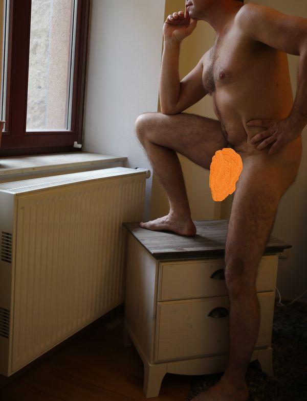 Ich bin dein Nacktputzer und